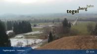 Archiv Foto Webcam Talstation Tegelbergbahn 13:00
