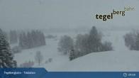 Archiv Foto Webcam Talstation Tegelbergbahn 03:00