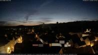 Archiv Foto Webcam Isny: Wassertor und Nikolaikirche 22:00