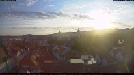 Archiv Foto Webcam Isny: Wassertor und Nikolaikirche 00:00