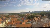 Archiv Foto Webcam Isny: Wassertor und Nikolaikirche 04:00