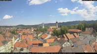 Archiv Foto Webcam Isny: Wassertor und Nikolaikirche 06:00