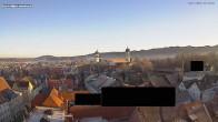 Archiv Foto Webcam Isny: Wassertor und Nikolaikirche 02:00