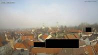 Archiv Foto Webcam Isny: Wassertor und Nikolaikirche 08:00