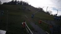 Archiv Foto Webcam Skilift, Isny Felderhalde 08:00