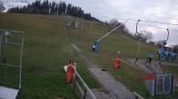 Archiv Foto Webcam Skilift, Isny Felderhalde 10:00