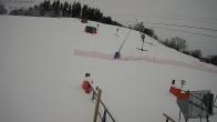 Archiv Foto Webcam Skilift, Isny Felderhalde 02:00