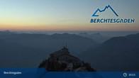 Archiv Foto Webcam Kehlstein, Berchtesgaden 03:00