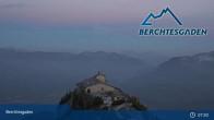 Archiv Foto Webcam Kehlstein, Berchtesgaden 06:00
