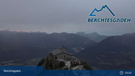Archiv Foto Webcam Kehlstein, Berchtesgaden 18:00