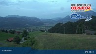 Archived image Webcam Hocheck Oberaudorf 19:00