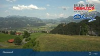 Archived image Webcam Hocheck Oberaudorf 11:00