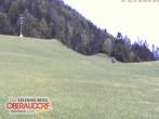 Archiv Foto Webcam Schlepplift Idealhang Oberaudorf 22:00