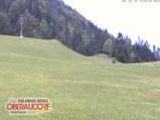 Archiv Foto Webcam Schlepplift Idealhang Oberaudorf 02:00