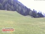 Archiv Foto Webcam Schlepplift Idealhang Oberaudorf 04:00