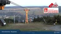 Archiv Foto Webcam Oberwiesenthal - Bergstation 04:00