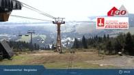 Archiv Foto Webcam Oberwiesenthal - Bergstation 08:00