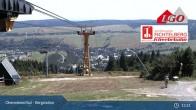 Archiv Foto Webcam Oberwiesenthal - Bergstation 12:00