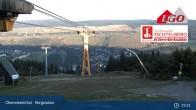 Archiv Foto Webcam Oberwiesenthal - Bergstation 18:00