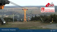 Archiv Foto Webcam Oberwiesenthal - Bergstation 20:00