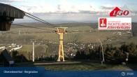 Archiv Foto Webcam Oberwiesenthal - Bergstation 13:00