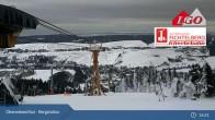 Archiv Foto Webcam Oberwiesenthal - Bergstation 15:00