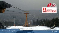 Archiv Foto Webcam Oberwiesenthal - Bergstation 19:00