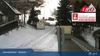 Archiv Foto Webcam Oberwiesenthal - Talstation 23:00