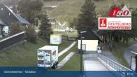Archiv Foto Webcam Oberwiesenthal - Talstation 19:00