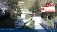 Archiv Foto Webcam Oberwiesenthal - Talstation 03:00