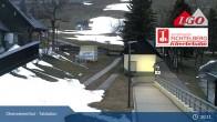Archiv Foto Webcam Oberwiesenthal - Talstation 21:00