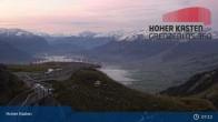 Archiv Foto Webcam Hoher Kasten Live-Cam 01:00