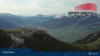 Archiv Foto Webcam Hoher Kasten Live-Cam 03:00