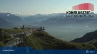 Archiv Foto Webcam Hoher Kasten Live-Cam 09:00
