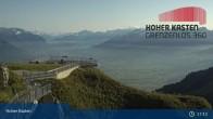 Archiv Foto Webcam Hoher Kasten Live-Cam 11:00
