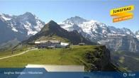 Archiv Foto Webcam Jungfrau Skiregion / Männlichen 05:00