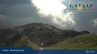 Archiv Foto Webcam Gstaad - Rinderberg Spitz 01:00