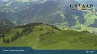 Archiv Foto Webcam Gstaad - Rinderberg Spitz 05:00