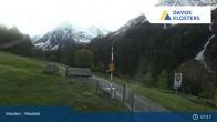 Archiv Foto Webcam Klosters Monbiel Parkplatz 06:00