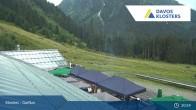 Archiv Foto Webcam Klosters - Garfiun 19:00