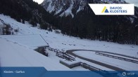 Archiv Foto Webcam Klosters - Garfiun 01:00
