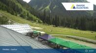 Archiv Foto Webcam Klosters - Garfiun 07:00