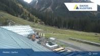 Archiv Foto Webcam Klosters - Garfiun 21:00