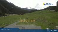 Archiv Foto Webcam Klosters - Garfiun 05:00