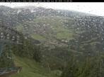 Archiv Foto Webcam Laber Bergbahn: Blick nach Oberammergau 06:00