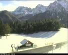Archived image Webcam Beginners' lift Schleppi 04:00