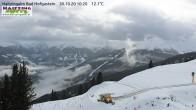 Archived image Webcam Haitzingalm at Bad Hofgastein Ski Resort 05:00