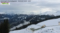 Archived image Webcam Haitzingalm at Bad Hofgastein Ski Resort 09:00