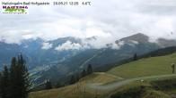 Archiv Foto Webcam Bad Hofgastein - Haitzingalm 06:00
