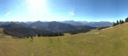 "Archived image Webcam Gaissau: View mountain ""Wieserhörndl"" 06:00"